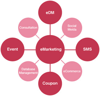 full suite of strategic eMarketing services